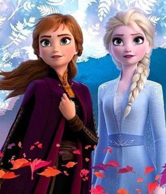 Frozen 2 Theme